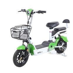 新しいデザイン小型女性の標準的な48V電気バイクの電気自転車