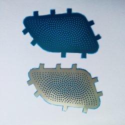 Soem-Edelstahl-Bildschirm-Chemikalie ätzte Ineinander greifen für Filter-Lautsprecher