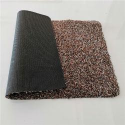 Braun Super Saugfähig Magic Mat Türmatte Mikrofaser Waschbar Innen Rutschfeste Matte Für Den Eingang Trittmatte Für Den Außenbereich, Keine Fußabdrücke Entfernt Schmutz Schmutzablagerungen Auf Der Bodenmatte