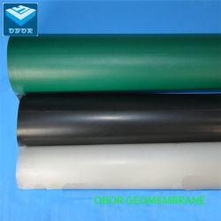 De HDPE LDPE, LLDPE Filme de membrana de PE de PVC para a agricultura com preço de fábrica na China