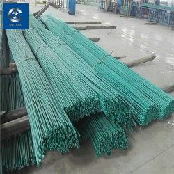 Recubierto de Resina Epoxi especial deformado de hormigón de exportación de la barra de acero reforzado resistente a la corrosión / Bar de Carretera y puente de la ingeniería