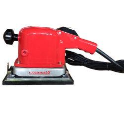 Outil électrique main rouge portable sans balai de puissance des outils de polissage machine à bois de la machinerie de meulage Meuleuse en bois de volet de Ponçage orbital Sanders Sander