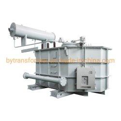 Oil-Immersed transformateur redresseur d'alimentation électrique pour l'électrochimie (ZHSTK-15000/35)