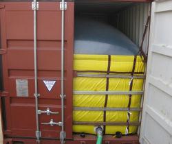 COA BV SGS PE 필름 및 PP Flexitank Flexibag 벌크 액체 20피트 컨테이너 라텍스 와인, 오일, 비위험 액체 화학 제품 운송용 배송