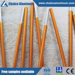 7001/ 7075 Acessórios para tubos de pólos de tenda de alumínio