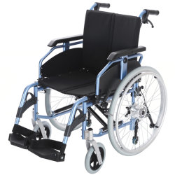 Китайска Высоко-качественная Алюминиевая Коляска Инвалидная с Функциями