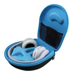 Cabo de dados do carregador bolsa rígida para saco de arrumação para auscultadores auriculares EVA caso