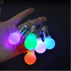 Светодиодный индикатор брелок Bulbtorch Keyring лампу фонаря цепочки ключей лампа