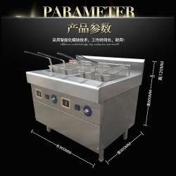 Индуктивные электрический Mcdonalds Kfc галогенные Mobile глубокую жира корзину нагревательный элемент продовольственная корзина цифровой машины