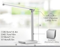 Рождественский подарок настольная лампа LED Светодиод Таблица лучших Smart Rnight Lampsgifts лампа LED книги лампа ночная лампа