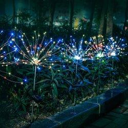 مصابيح خيط خارجية لإضاءة ديكور حفلة زفاف الحديقة