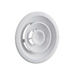 Потолок диффузора вентиляции воздуха на выходе воздушного диффузора вентиляционную крышку круглый диффузор