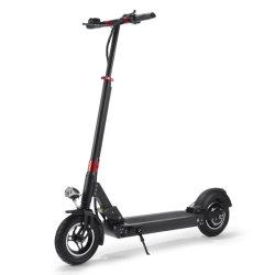 Plegable de alto rendimiento 2 Las dos ruedas, motor de la patada de Adultos de la movilidad Scooter eléctrico