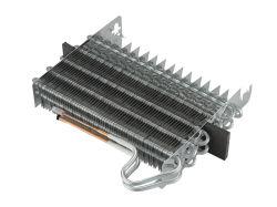Tube en aluminium fin aucun gel de réfrigération du refroidisseur d'évaporateur du condenseur