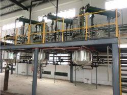 고품질 Biodiesel 스테인리스 에스테르 교환 반응 생산 라인