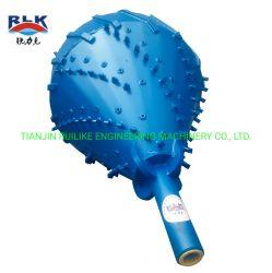 Alesatore conico posteriore a cilindretto per installazione di tubi/cavi e ripristino di tubi