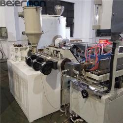 Sj-45/28 одношнековый экструдер для пластика из поликарбоната PC светодиодный индикатор трубы принятия решений