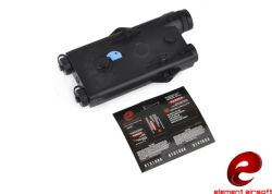 Element Ex426 Airsoft neuer des Entwurfs-Anpeq-2 Kasten Batterie-Kasten-roter Laserlicht-blinder der Batterie-Peq-2