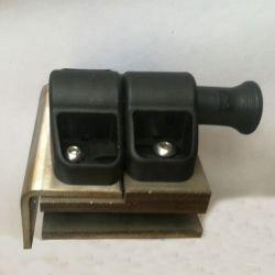 자석 래치, 유리제 문 위원회 래치, 유리제 자물쇠, 각자 가까운 래치