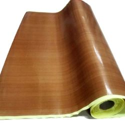 1025J Modèle en fibre de verre recouvert de PTFE linéaire avec du ruban adhésif jaune