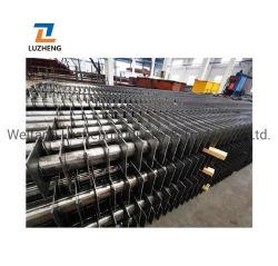 A China só H ou Duplo H Hh aquecimento dos gases de escape Fin de tubo tubo aleta de recuperação de calor