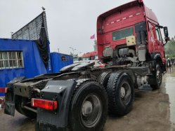 Sinotuk Euro4 Euro5 HOWO 380HP 견인/트랙터 헤드/트랙터 트럭 6 * 4 컨테이너 세미 트레일러 트럭 트랙터/아프리카 트럭 트랙터
