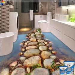 Ungiftiges Epoxidharz Innen3d löschen Fußboden-Nahrungsmittelstufen-Lack