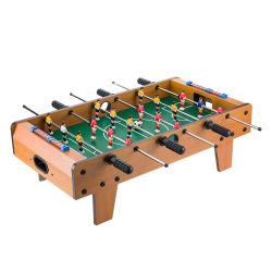 Table Soccer juego de mesa Fútbol Fútbol juego de entretenimiento de la barra de los niños en casa de los padres juguete Juego de regalo