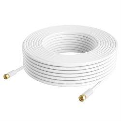 أفضل سعر في المصنع CCS 18AWG الجل الطفيء Al CCA الكابل المحوري RG6