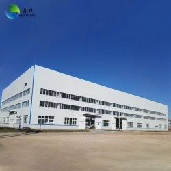 Staalbouwstructuur Warehouse gebouw geprefabriceerd magazijn staalstructuur