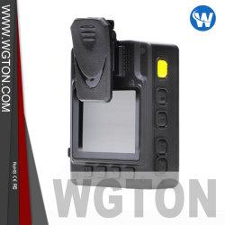 De waterdichte LichtgewichtIP66 APP Levende GPS van WiFi van de Mening Videocamera van de Slijtage van het Lichaam van de Politie Mini Kleine