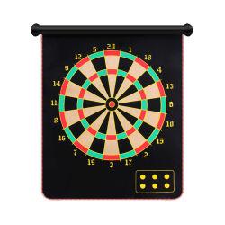Neuer Innensport-Doppelt-Ziel-Pfeilmagnetisches scharendes Dartboard-Doppeltes für Großverkauf