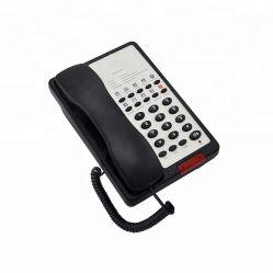 Telefone com fio Desktop Shenone telefone fixo para o Hotel008