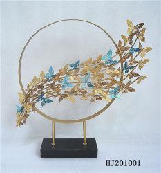 Célébrer mariage Creative bureau Présentoir décoratif Fleur d'art de métal