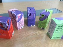Boîte de cosmétiques de haute qualité de l'emballage recyclables cosmétique Boîtes & Papier boîte cadeau meilleur prix de vente à chaud