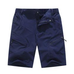 Homens Sports casual de carga da placa de funcionamento curtos Quick-Dry Verão executando Beach Caminhadas Shorts camisetas