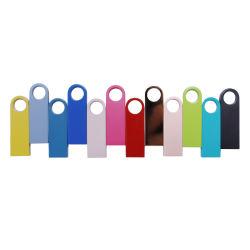 Étanche en métal U de disque de stockage à haute vitesse en acier inoxydable de gros de la carte mémoire/carte SD/SSD/USB/Lecteur Flash USB Pen Drive