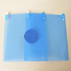 ورق مقاوم للمياه لسيارة 200X240 ملصق مرآة الرؤية الخلفية للسيارة، ملف مقاوم للمياه في دائري في الساحة
