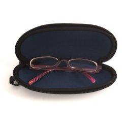 حامل النظارات الواقية من النيوبرين مع حقيبة نظارات شمسية بتصميم مخصص