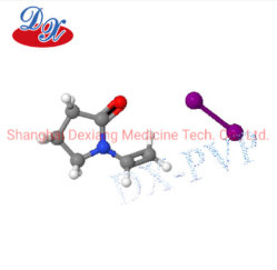 PVP I gebruikt voor desinfectiemiddel