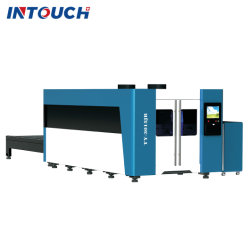 3015 jb gesloten 1000W - 6000 W CNC metaalplaat-glasvezel laser Snijmachine