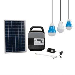 فشل طاقة المصباح اليدوي الذي يعمل بالطاقة الشمسية مع الراديو الصوتي المزود بتقنية Bluetooth شاحن الطوارئ الهاتف المحمول ضوء السيارة المحمول