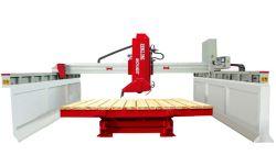 Laser-automatische Brücke sah Ausschnitt-Steinmaschine