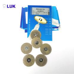 Disco de corte de alta calidad de Disco de amolado de disco de diamante Dental