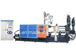 Lh-700t máquina de moldeado a presión eléctrica Accesorios de hardware de aluminio que hace la máquina