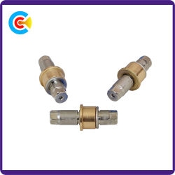 DIN и ANSI/BS/JIS Carbon-Steel/Stainless-Steel шестигранной медь/набора медных вал не ЧПУ/автомобильных запчастей