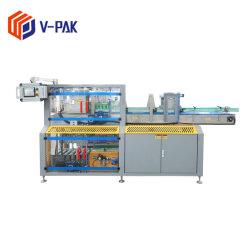 (WKD-LZX-18F) ماكينة تعبئة الحمولة العلوية وحزمة العلبة التلقائية آلة التعبئة والتغليف