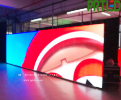 La publicité extérieure P6.25 pleine couleur Panneau numérique DEL
