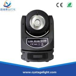 LED professionnel Magic-DOT RGBW 4en1 60W Spot/déplacement du faisceau du phare