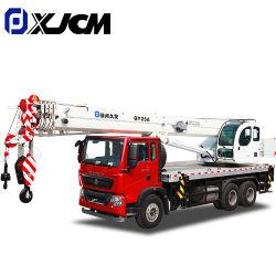رافعة هيدروليكية متركبة على شاحنة متحركة طراز Qy25 بقدرة 25 طن